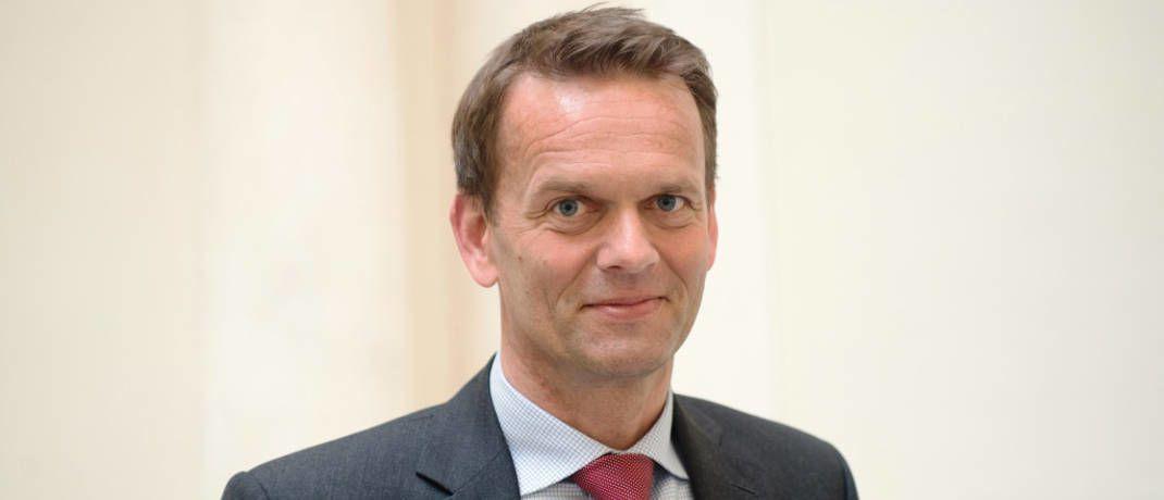 Sucht nach gut verzinsten Bankanleihen: Fondsmanager Jørgen Kjærsgaard|© Alliance-Bernstein