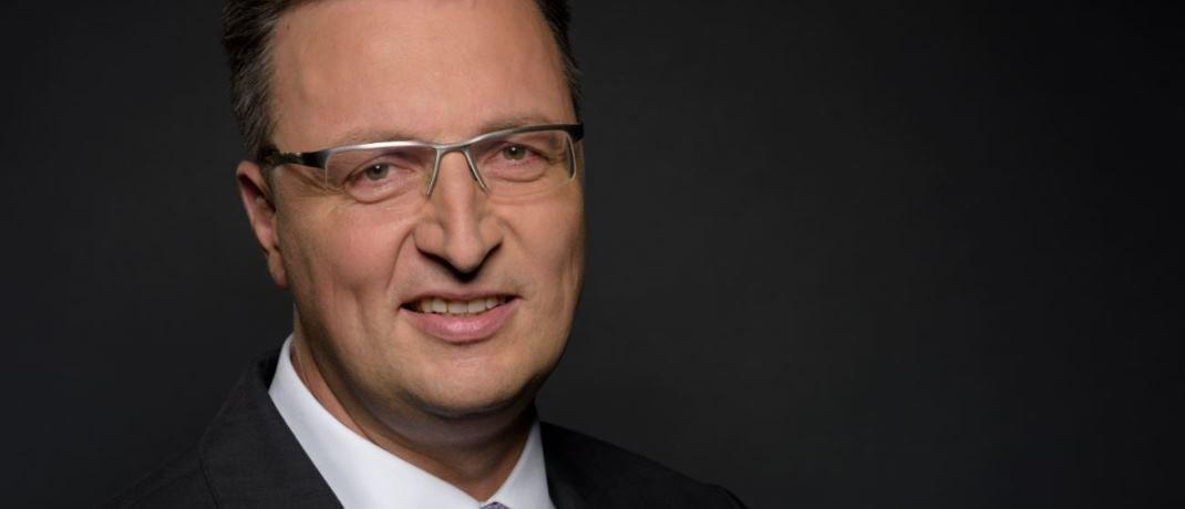 """Euro-Anleger profitieren von einem Dollar auf Erfolgskurs"", sagt Robert Greil, Chefstratege von Merck Finck"