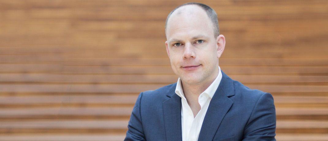 Rainer Gerhard ist Geschäftsführer des Bereichs Karten und Konten beim Vergleichsportal Check24. © Check24