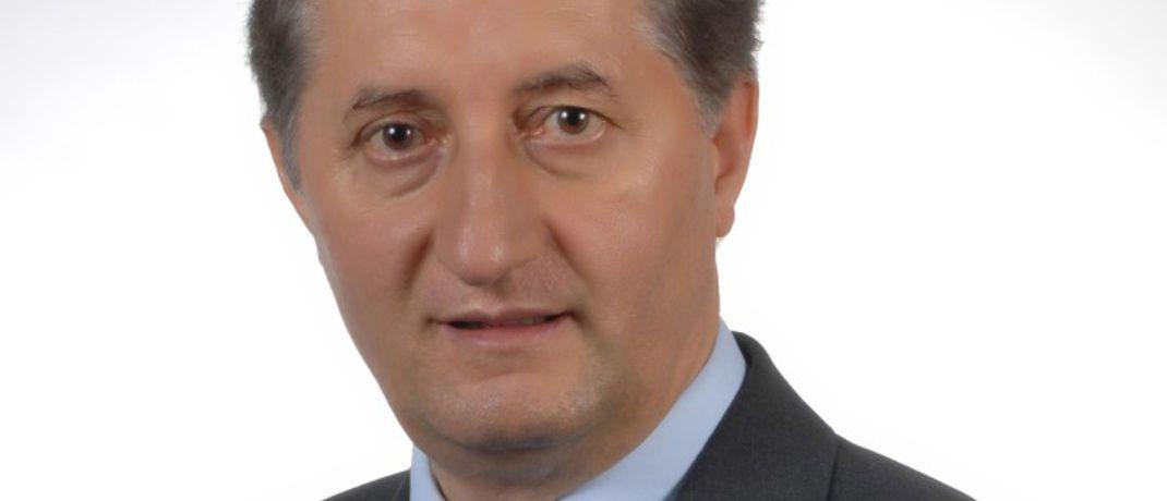 Christos Arbaras ist Vorstand von Anodos Asset Management in München.|© Anodos AM