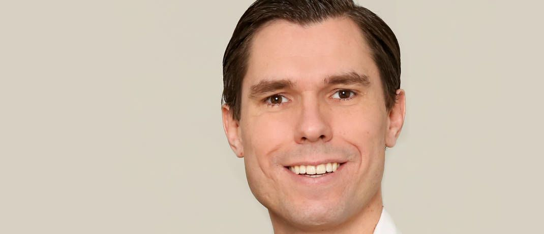 Alexander Krebs ist sich mit einem neuen Arbeitgeber einig geworden