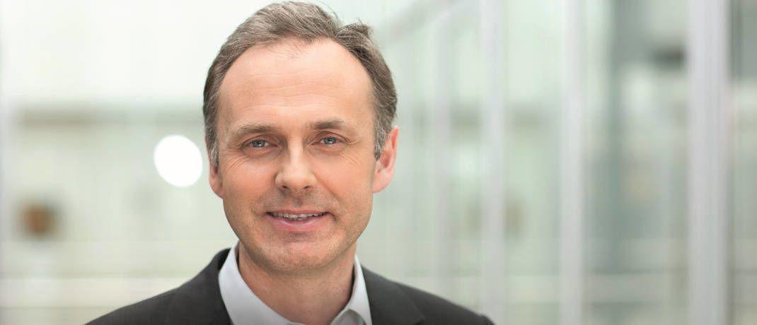 Hält weiter an seinem vorsichtigen Ansatz fest: Dividendenfondsmanager Thomas Schüßler, DWS|© DWS