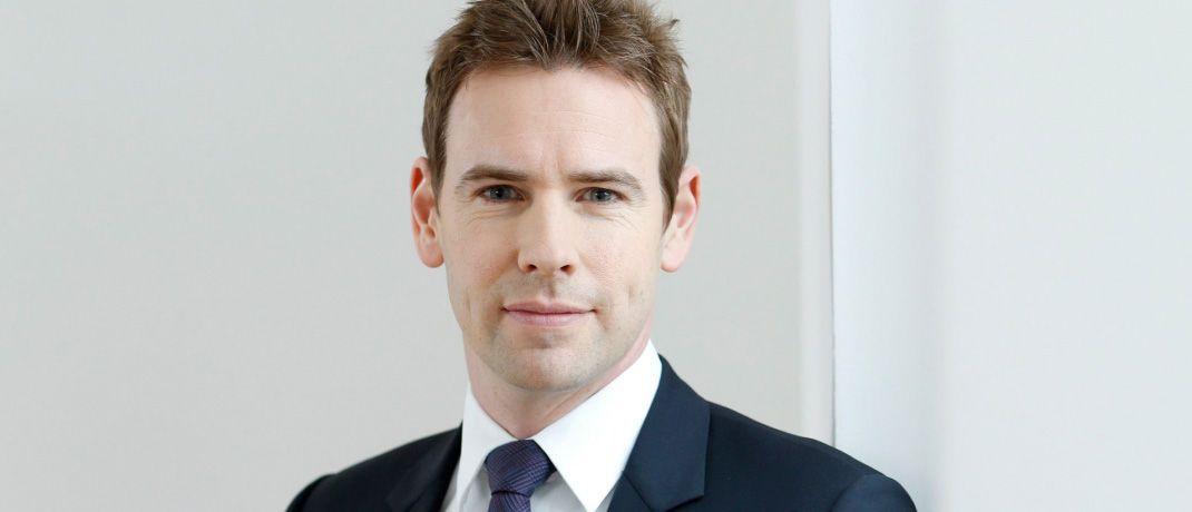 Jan Ehrhardt, stellvertretender Vorstandsvorsitzender von DJE Kapital.