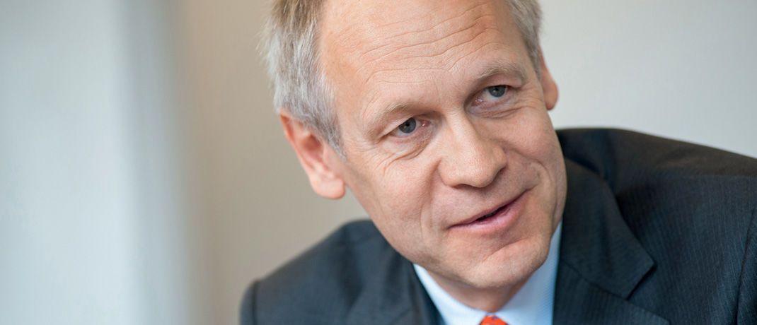 Hendrik Leber ist Gründer und Chef der Frankfurter Fondsgesellschaft Acatis.|© Andreas Reeg