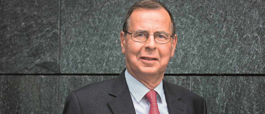 Arbeitet seit 36 Jahren bei der DWS: Klaus Kaldemorgen managt einen nach ihm benannten Mischfonds|© DWS