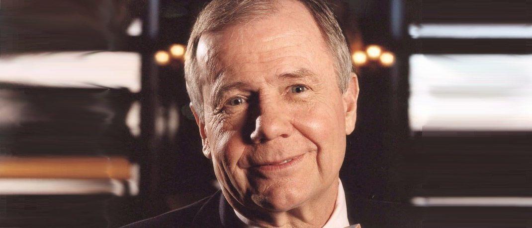Jim Rogers, Chef von Ocean Capital Advisors, hat sich bislang eher als Rohstoffexperte einen Namen gemacht.