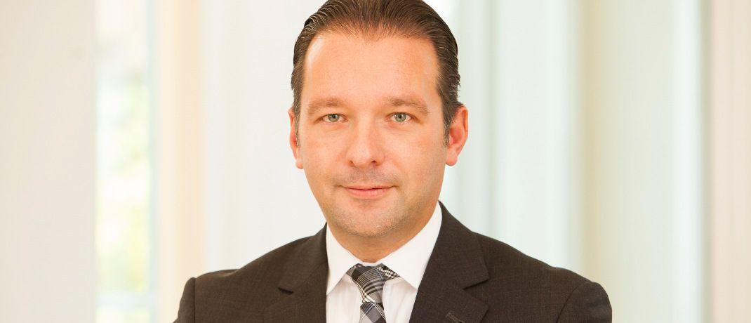 PVV-Vorstand Frank Mooshöfer: Der Essener Vermögensverwalter managt neben dem PVV Classic (ISIN: LU0225421923), PVV Unternehmensanleihen Plus (LU0338461691) und PVV Effizienz Invest (LU1023704148) ab sofort auch einen neu aufgelegten Mischfonds.|© PVV AG