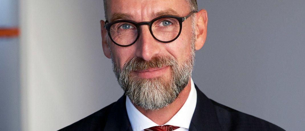 Michael Hünseler: Der Leiter des Credit-Portfoliomanagements verantwortet seit mehr als fünf Jahren den Auswahlprozess von Rentenmarkttiteln bei Assenagon.|© Assenagon Asset Management