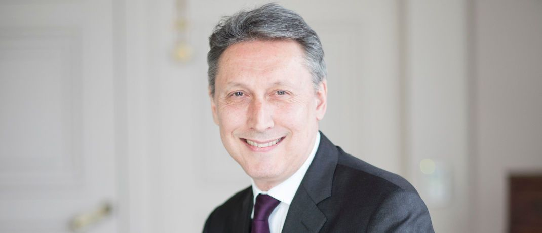 Nicolas Chaput: Der Vorstandsvorsitzende bei Oddo BHF AM setzt auf einen neuen Markennamen. © Oddo BHF AM