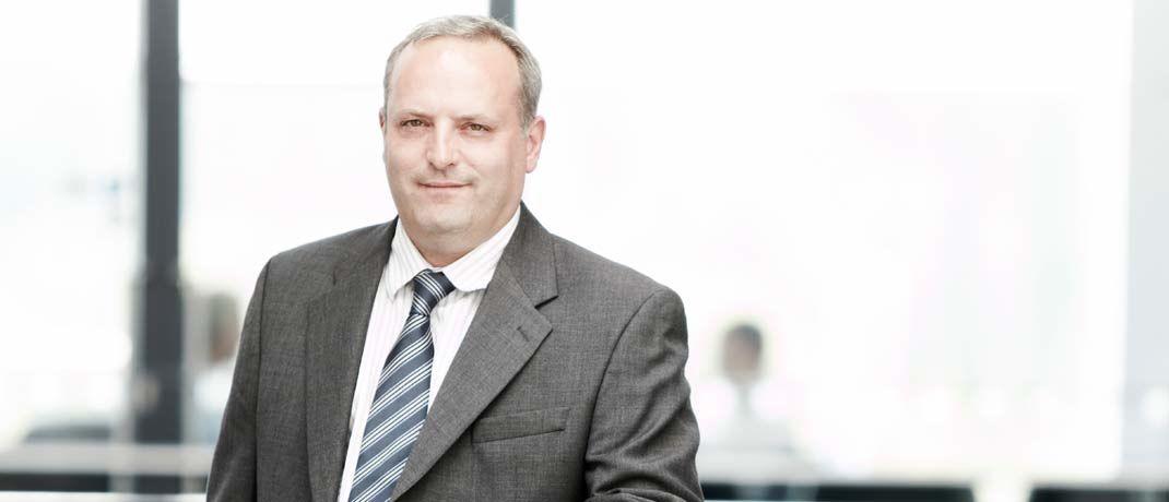 "Mark Peden, Investment Manager International Equities bei Kames Capital: ""Die notwendigen Regulierungsauflagen des Bankensektors werden langsam wieder gelockert.""|© Kames Capital"