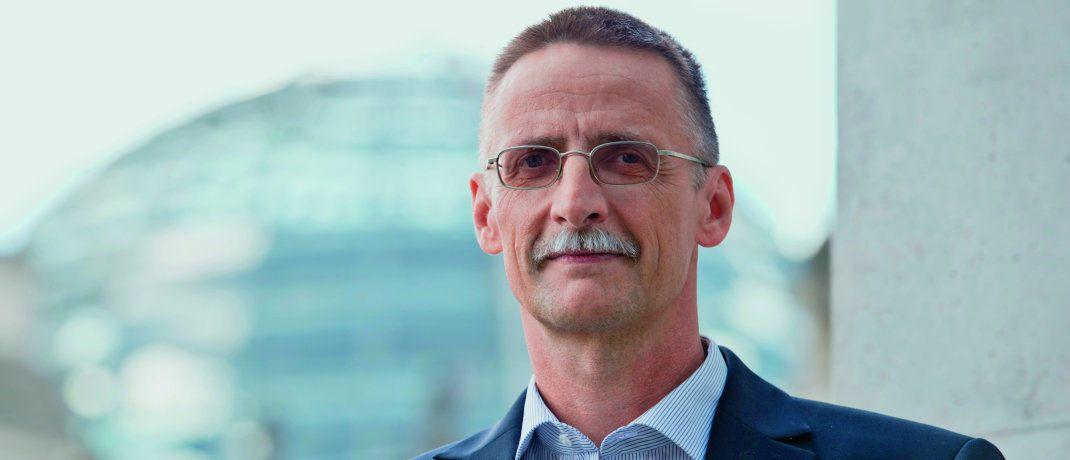 Klaus Morgenstern ist Sprecher der Deutschen Instituts für Altersvorsorge. © DIA