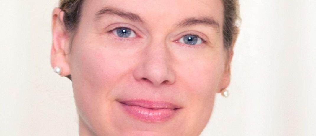 Dinah Köhler arbeitet im Team nachhaltige Aktien bei UBS Asset Management|© UBS Asset Management