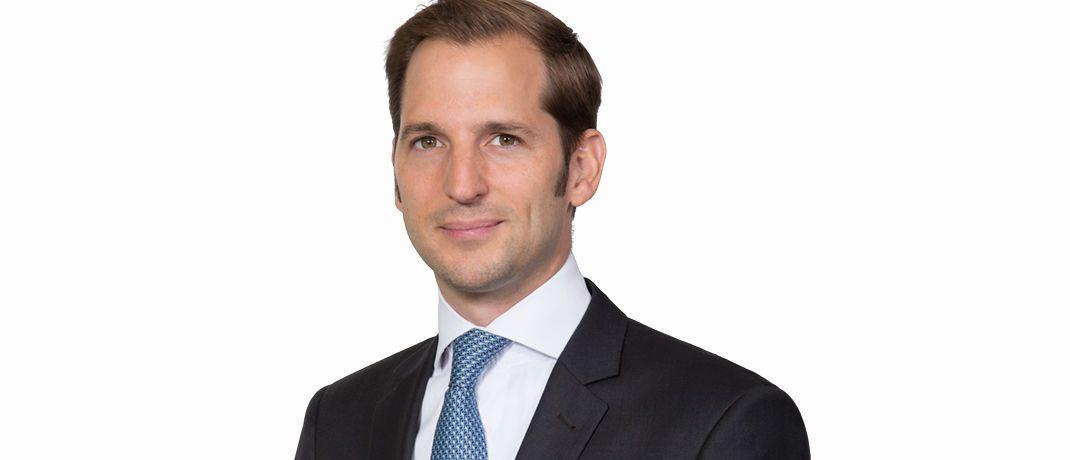 Florian Uleer: Der Deutschlandchef von Columbia Threadneedle Investments erklärt, was Anleger aus der Dax-Historie lernen können.|© Columbia Threadneedle Investments