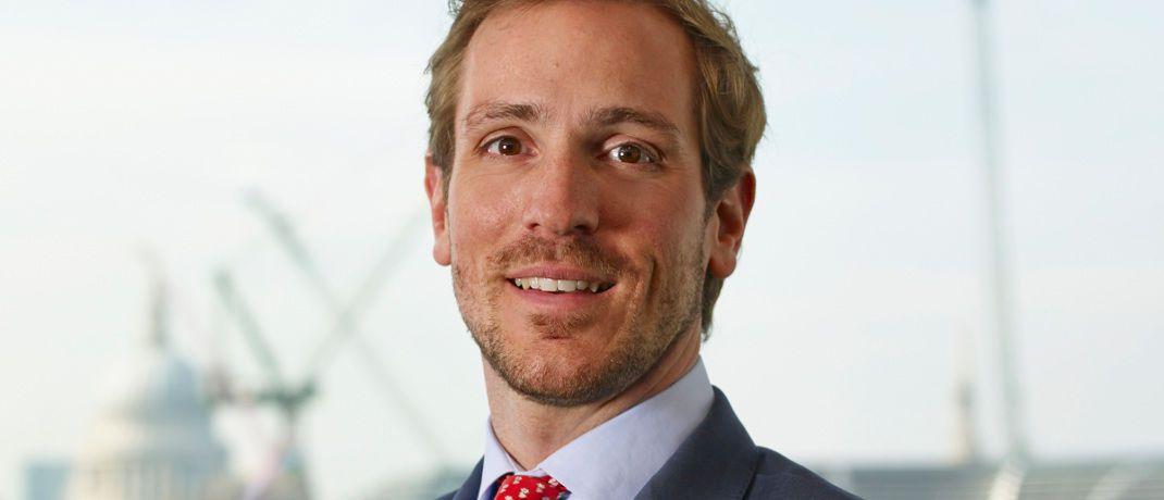 Wird neuer Retail-Vertriebschef bei Invesco: Sascha Specketer|© Invesco