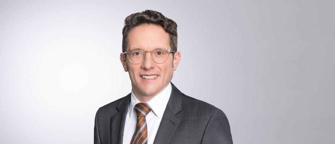 Wünscht sich hierzulande mehr Aktienkultur: Christoph Berger, Leiter deutsche Aktien bei Allianz Global Investors © Allianz GI