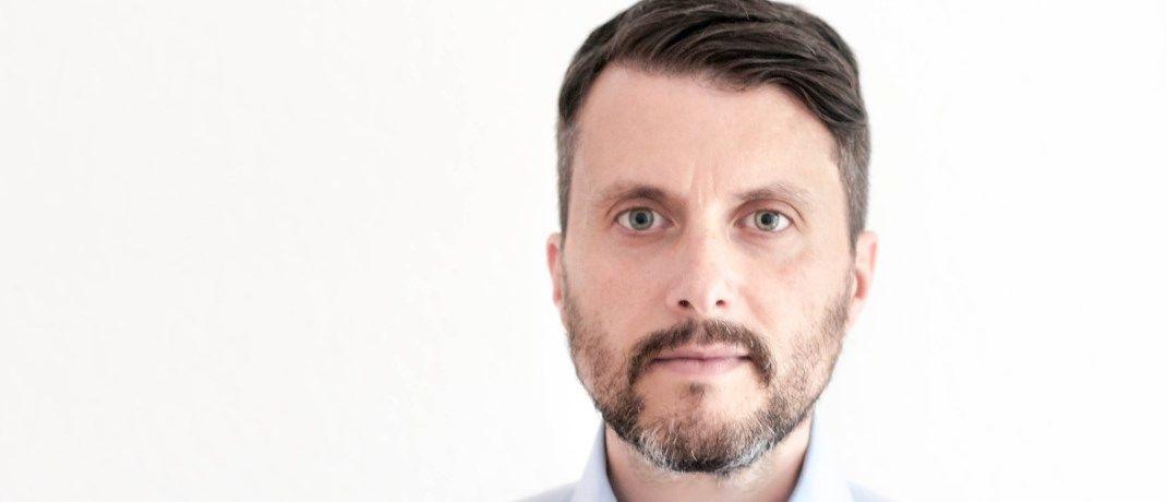 Andreas Brandt, Marketingleiter bei Schroders in Frankfurt, soll die digitale Ausrichtung des Asset Managers weiter ausbauen. © Schroders