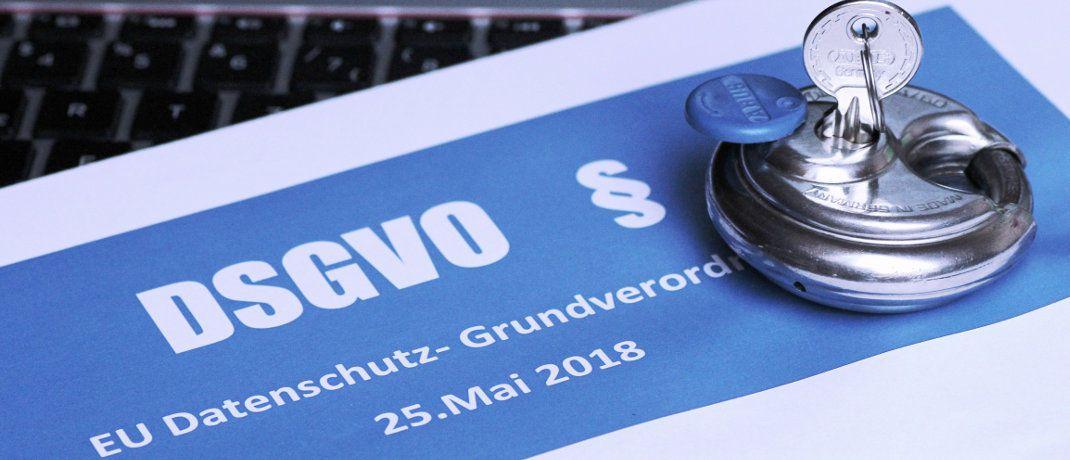 Datenschutz: Die DSGVO sorgt auch bei Vermögensverwaltern für viel Arbeit. |© Alexandra H. / <a href='http://www.pixelio.de/' target='_blank'>pixelio.de</a>