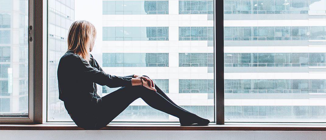 Burnout und Depression: Psychische Probleme zählen inzwischen zu den häufigsten Gründen für eine Berufsunfähigkeit. Viele unterschätzen dieses Risiko jedoch.|© Pixabay