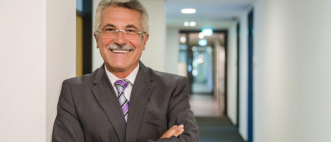 Geschäftsführer Rudolf Geyer (l.) soll das Unternehmen auch künftig gemeinsam mit Lars Müller-Lambrecht leiten.