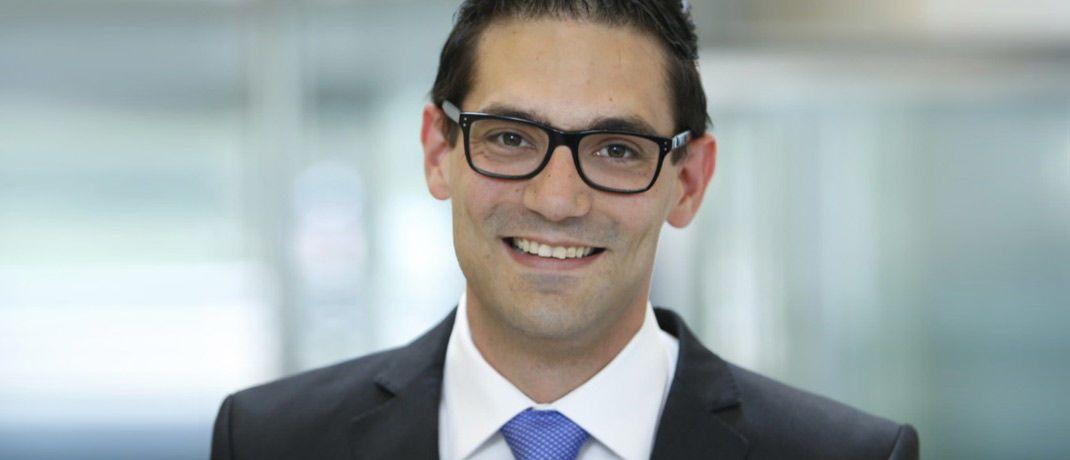 Marco Bernhard ist der jüngste Neuzugang beim UBS Fondcenter.
