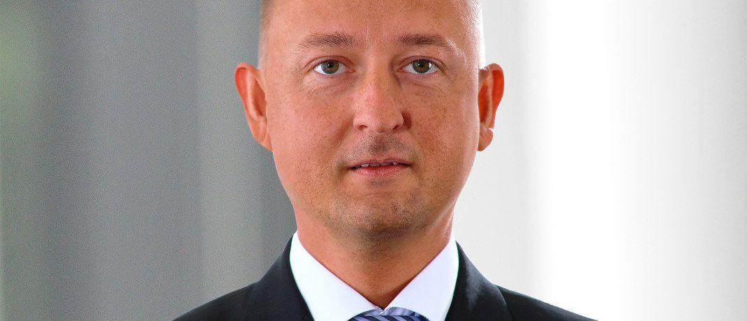 Hält osteuropäische Schwellenländer für besonders aussichtsreich: Bernhard Matthes, Bereichsleiter Portfoliomanagement des BKC AM|© BKC AM