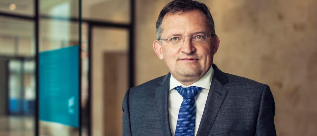 """Robeco-Chefvolkswirt Léon Cornelissen: """"Von einer gedämpften Anlegerstimmung könnten ironischerweise US-Investments profitieren."""""""