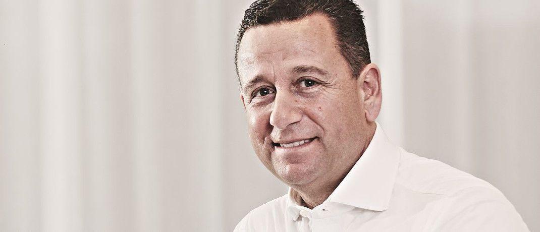 Howard Luder ist Länderchef Deutschland, Österreich und Niederlande bei Eurizon Capital. |© Twelve Capital