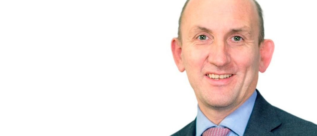 David Logan ist Vertriebschef beim kanadischen Vermögensverwalter BMO Global Asset Management.