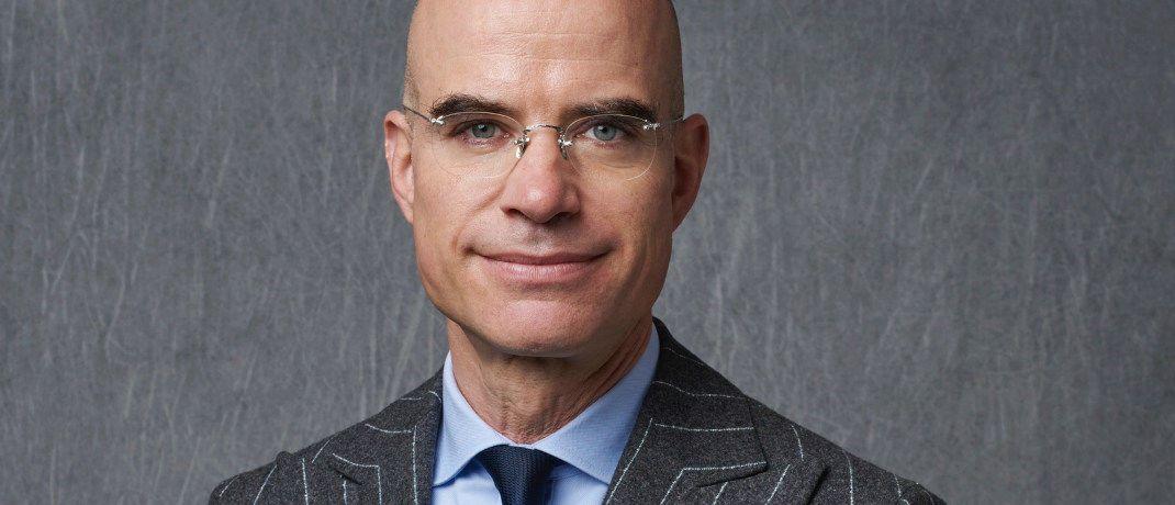 Wirft einen kritischen Blick auf den Zinsmarkt: Burkhard Varnholt, Anlagechef Credit Suisse (Schweiz)
