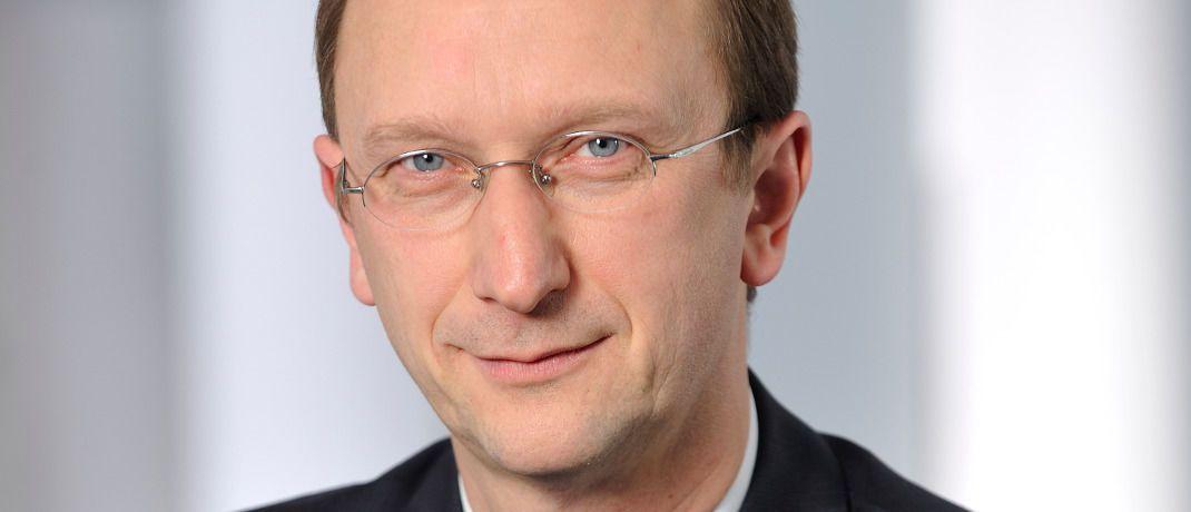 Analysiert die Problemzonen der Währungsunion: GDV-Chefvolkswirt Klaus Wiener