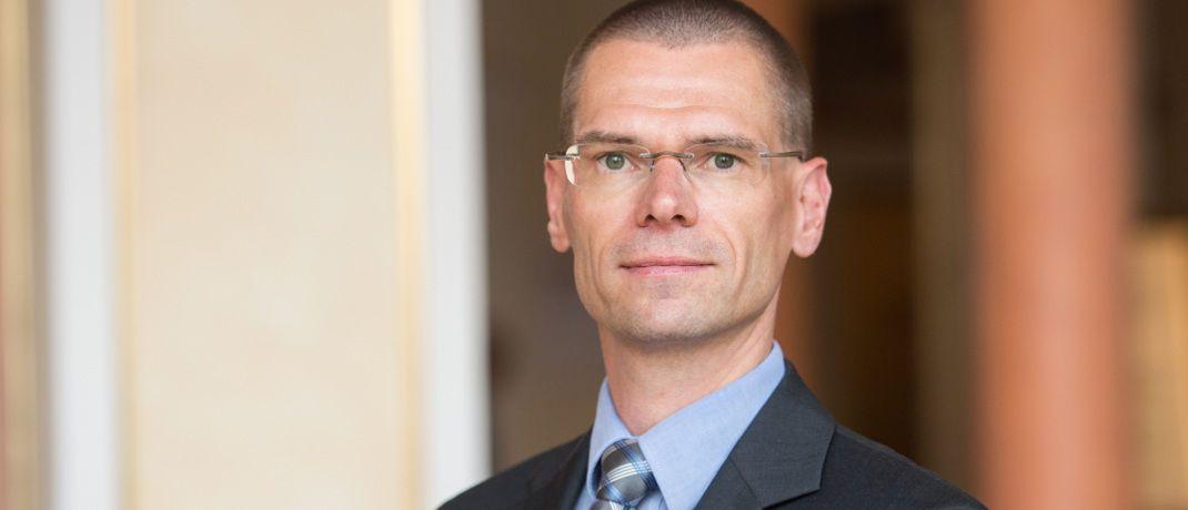 Fasziniert von den Weiten des Universums: Capitulum-Manager Lutz Röhmeyer
