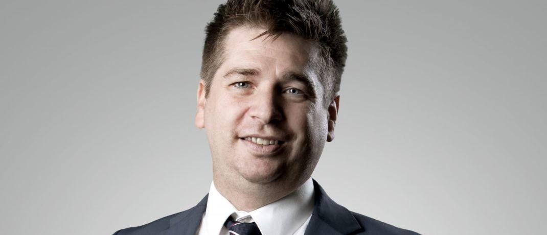"""Neil Goddin, Co-Manager des Kames Global Sustainable Equity Fund: """"Besonders interessant sind Aktien des deutschen Maschinenbauers Aumann."""""""