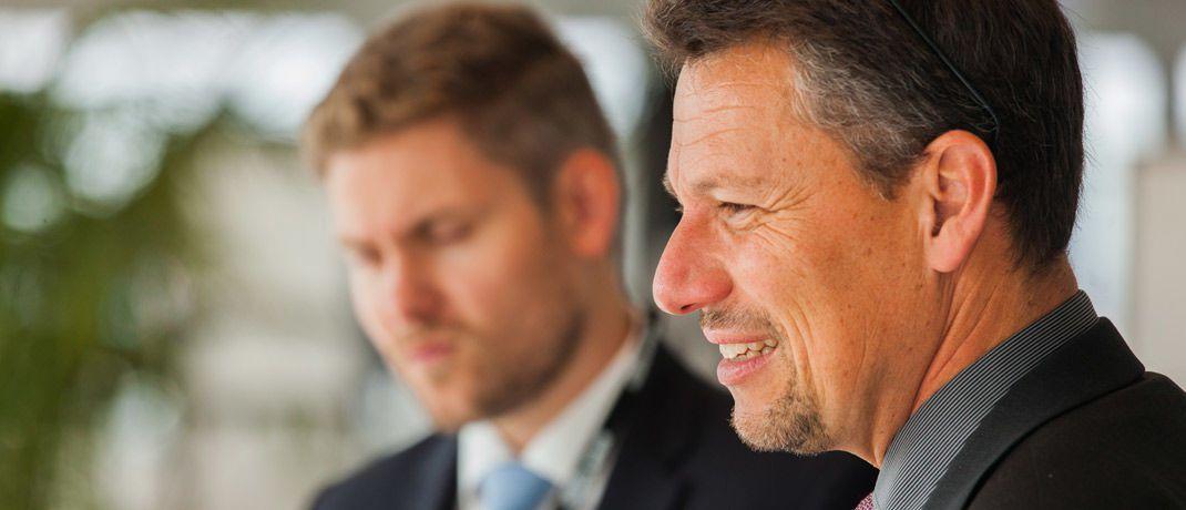 Nach mehr als 19 Jahren ist Thomas Lorzinski zum 30. Juni 2018 beim Vermögensverwalter Nordtreuhand ausgeschieden, um sich der Brüdern + Eisert Vermögensverwaltung anzuschließen.|© Christian Scholtysik / Charlotte Holz