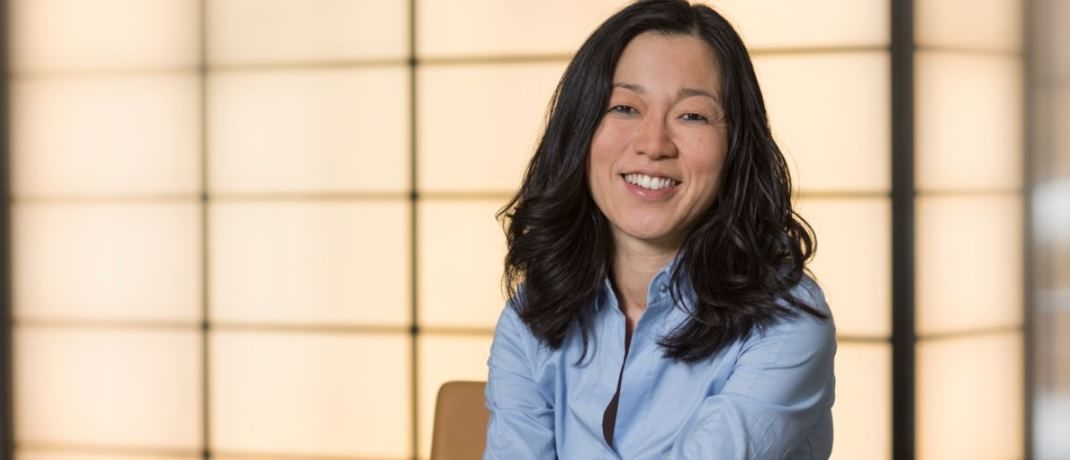 """""""Ohne IT-Unternehmen wäre die Wirtschaft der USA bedeutungslos"""", ist Tine Choi, Chefstrategin bei Danske Invest, überzeugt. © Danske Invest"""