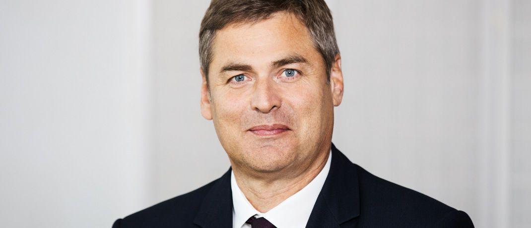 Gerald Klein: Der Gründer und Chef des Online-Vermögensverwalters Growney mit Sitz in Berlin bietet Kunden die automatisierte Geldanlage in Aktien- und Rentenfonds an.|© Growney