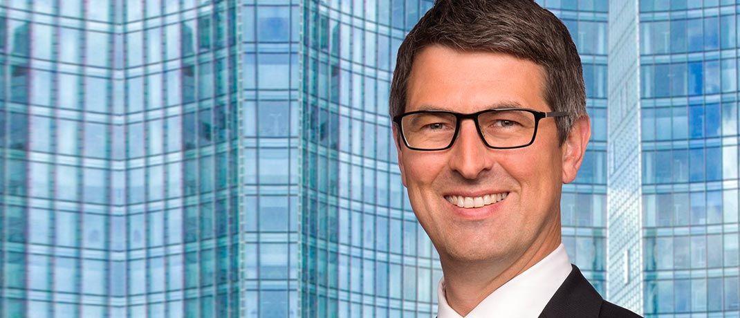 Tilmann Galler ist Market Strategist Deutschland, Österreich, Schweiz und J.P.Morgan Asset Management.|© J.P.Morgan Asset Management