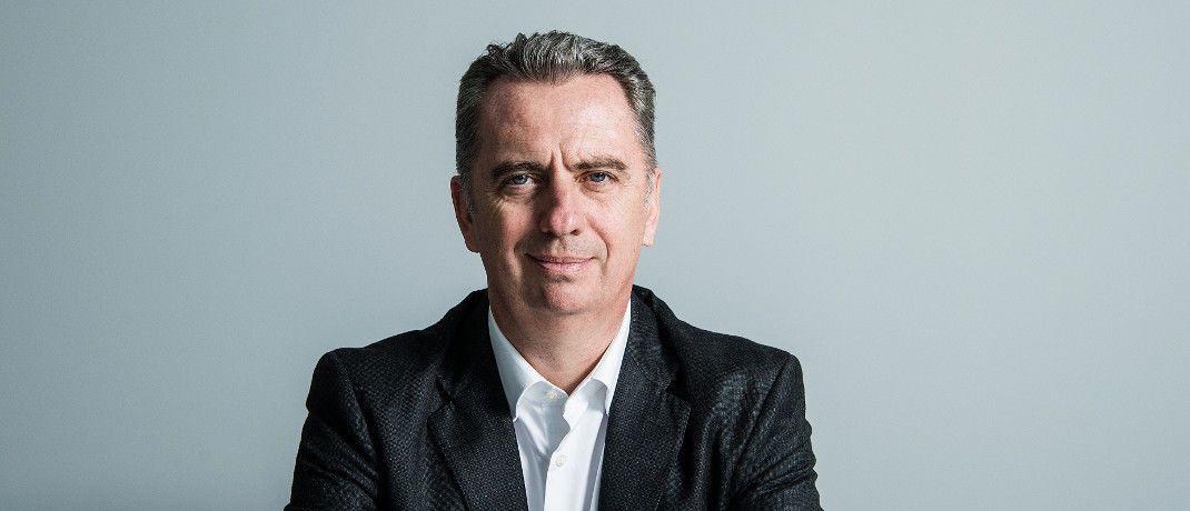 Hat noch Arbeit vor sich: DWS-Chef Nicolas Moreau