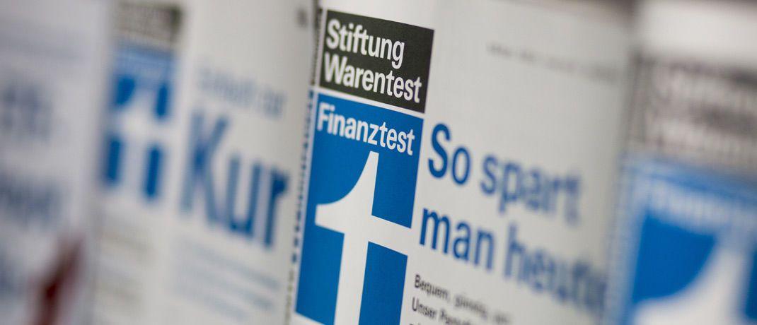 Die Stiftung Warentest hat in ihrer aktuellen Finantest-Ausgabe hiesige Full-Service-Robo-Advisor genauer unter die Lupe genommen. |© Stiftung Warentest