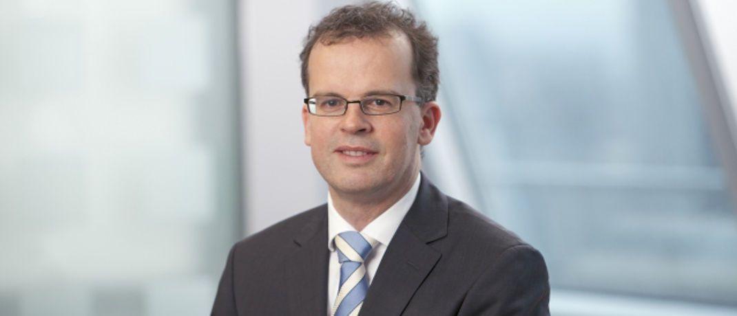 Gibt Anlegern Tipps, auf den zunehmenden Handelsstreit zu reagieren: Frank Engels, Leiter PortfoliomanagementUnion Investment