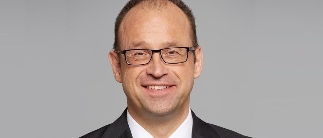 Der neue Aufsichtsratsvorsitzende Lars Hille.