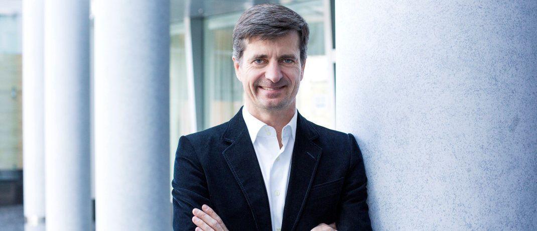 Rogier Minderhout ist Geschäftsführer des Insurtechs My Pension. |© My Pension
