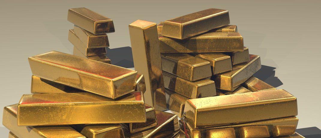 Goldbarren: Portfoliomanager Joe Foster erwartet einen steigenden Goldpreis, wenn an den Märkten ein systemisches Risiko erkennbar wird.|© Pixabay