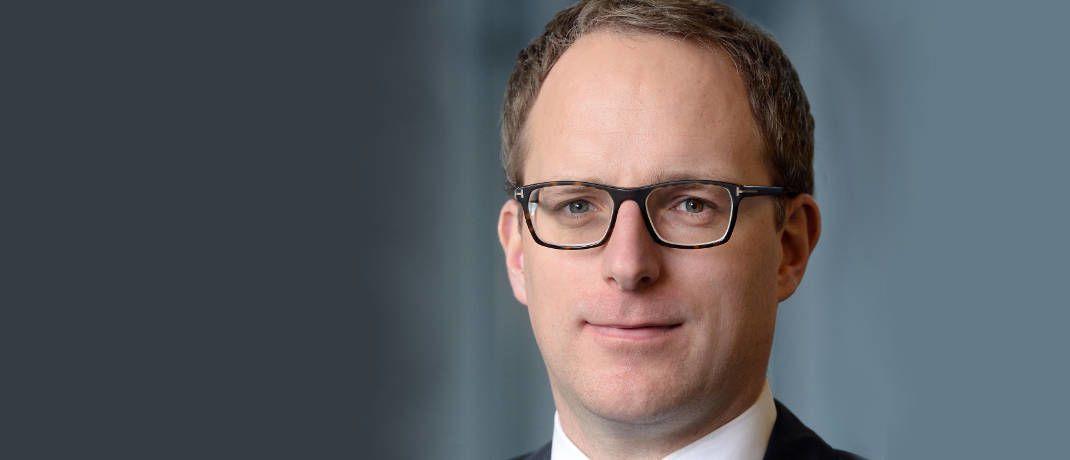 Bastian Gries, Leiter Investment-Grade-Anleihen bei Oddo BHF|© Oddo BHF Asset Management
