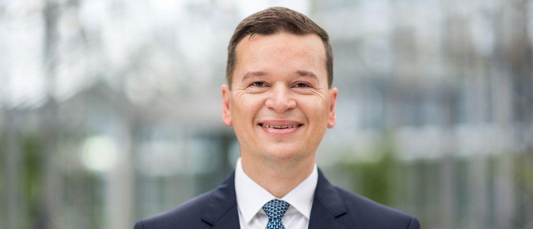 Holger Eichhorn: Der aktuelle Neuzugang komplettiert Geschäftsleitung der Fonds Finanz.|© © Fonds Finanz Maklerservice GmbH