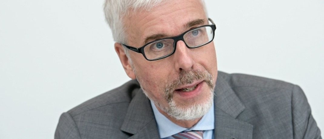 Reinhard Panse, Geschäftsführer und Partner von HQ Trust, dem Multi Family Office der Harald-Quandt-Familie.