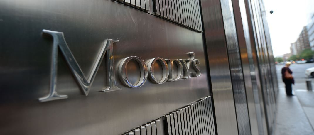 Die Rating-Agentur Moody's in New York: Die Analysten  | © Getty Images