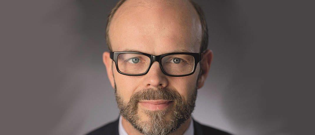 Gegenstand einiger Untersuchungen: Fondsmanager Tim Haywood|© Julius Bär