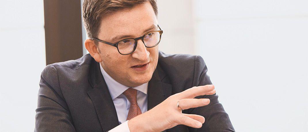 Christian Machts leitet seit April 2013 das Privatkundengeschäft von BlackRock in Deutschland, Österreich und Osteuropa.|© Piotr Banczerowski
