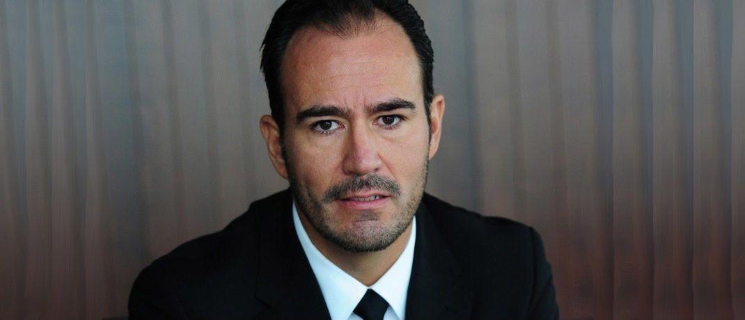 Sergio Trigo Paz leitet den Bereich Schwellenländeranleihen bei Blackrock.