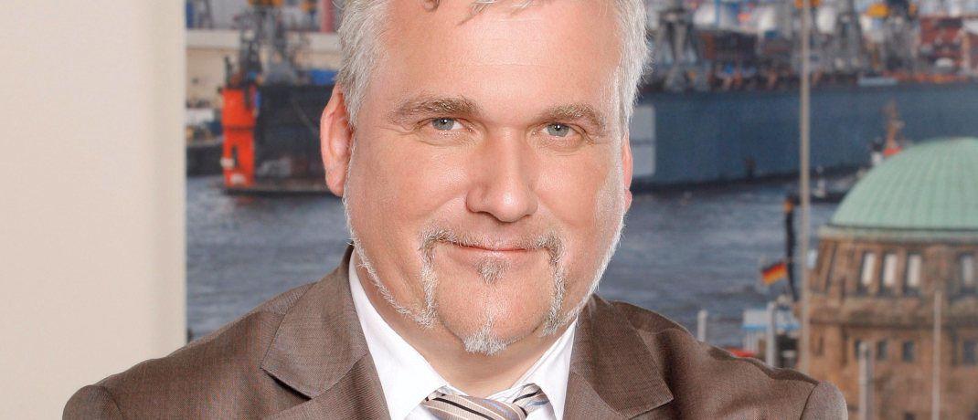 Axel Kleinlein ist Vorstandssprecher des Bunds der Versicherten (BdV): Die Verbraucherschützer fordern einen Provisionsdeckel in der Lebensversicherung in Höhe von 1,5 Prozent.|© Bund der Versicherten